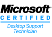 MCDST - Microsoft Certified Desktop Support Technician